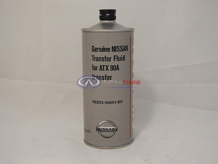 изображение Масло трансмиссионное Transfer Fluid for ATX90A
